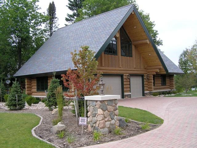 log cabin home kits