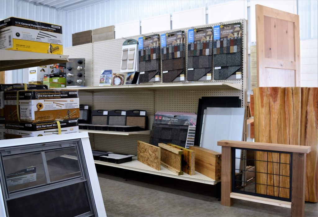 Woodland Logcrafters Builders Supply Medford